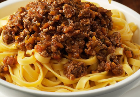 Pappardelle Alla Bolognese Recipes — Dishmaps